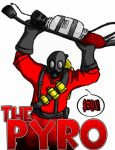 The Pyro by spiketherogue