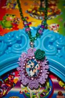 Sailor Neptune  Cameo - Octopug Accessories by falt-photo