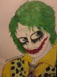 The Joker by WardenDarkwingArtist