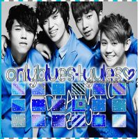 Only Blue Styles c8 by Oh-OhDianaishere8D