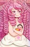 Mother Rose by Ivory-Ice