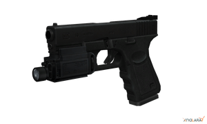 Glock 19 by sadow1213