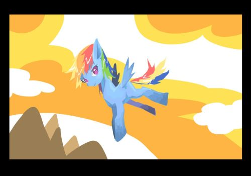 Fly RD! Fly ! by LenToTo