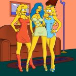 The Simpsons: Alternate Future by Dynamoob