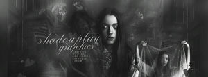 Facebook  Cover Shadowplay by shad-designs