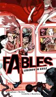 Fables Comic Vector by ArrowInYourThroat