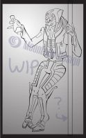 PSW 1 - Drunky Lines WIP by MoonEcho