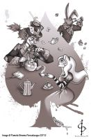 Picche (Alice in Wonderland) by ARTofPSP