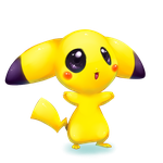 Pikachu Collab by soulwithin465