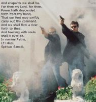 Boondock Saints by lemonee