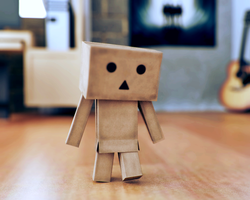 Danbo by smokey-vee