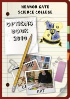 School Options Book Cover by WillZMarler