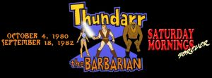 SATURDAY MORNINGS FOREVER: THUNDARR by WOLVERINE25TH