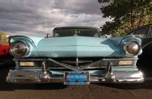 Canadian '57 Ford by finhead4ever