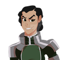 Kuvira ~ Legend Of Korra by TyrannosaurusKing