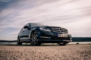 Mercedes Black by The-proffesional