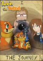Kevin the Buizel - Chapter I by ScottFraser