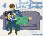 Sweet Dreams by BrotherlyFluff by Mokie-Lovers