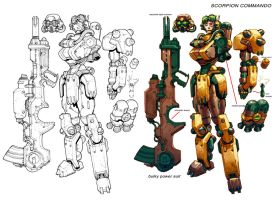 DCO.MMO.90'sMech.tech. by Chuckdee