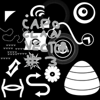 Capoclan vector set 3 by capoclan