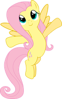Fluttershy - Hug the World! by SpaceKingofSpace