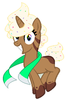 CuppyCake Pony Adoptable - Closed by NomDePlume-Adopts