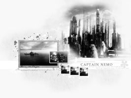 SGA - Captain Nemo Wallpaper by mercscilla