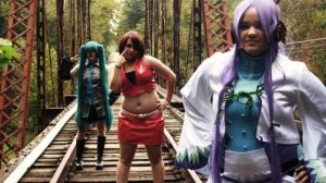 Vocaloid Group by Foxy-Cosplay