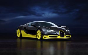 Bugatti Veyron Super Sport by christara
