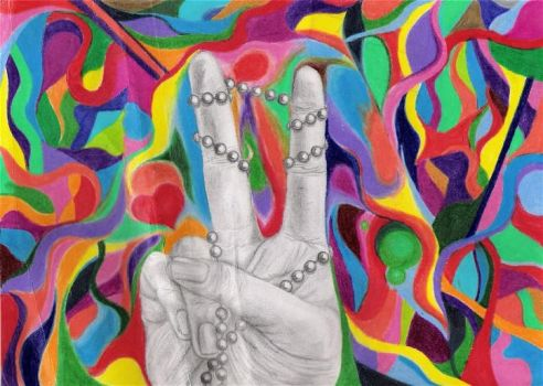 Peace by jOdiie
