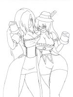 Allure and Gloria Oktoberfest by Kojiro-Brushard