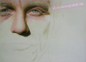 Skyfall WIP 007 - Daniel Craig by im-sorry-thx-all-bye