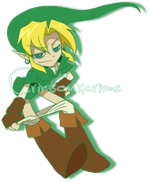 Link Tights! by CrimsonxCrime