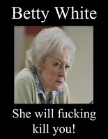 Demotivational Posters Betty by Moeraycomics