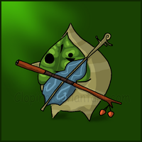 Free Sketch - Makar by Clopina