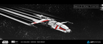 ILM Challenge - The Job - Danji Z-Wing by ApneicMonkey