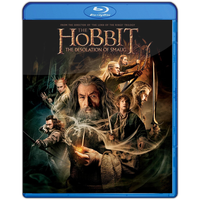 The Hobbit The Desolation Of Smaug by prestigee