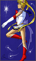 Sailor Moon by Ciarra