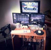 My Workstation by bkSs