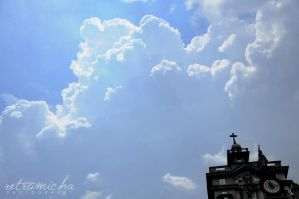 The Thomasian Sky by retromicha