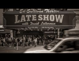 LATESHOW by Tomoji-ized