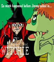 Witchie: a new musical by Koku-chan