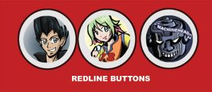 Redline Buttons by alchimique