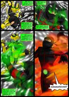 Mortal Kombat Issue #2 Page 15 by MarcusSmiter
