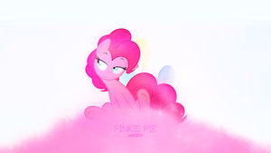 Pinkie Pie Wallpaper by OfficialApocalyptic