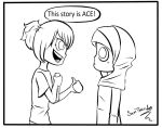 Thanks for the story its great! by SamThursday