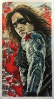 The Winter Soldier by Tabitha138