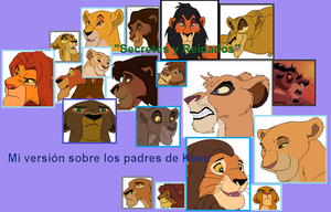 The Lion King Secretos y Reinados(???) by TLKJoantu