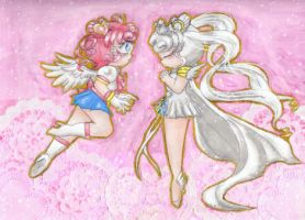 Sailor Moon - Who Are You? by Vaporeon249