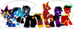 MLP: You Guys Look Amazing by DivineSpiritual